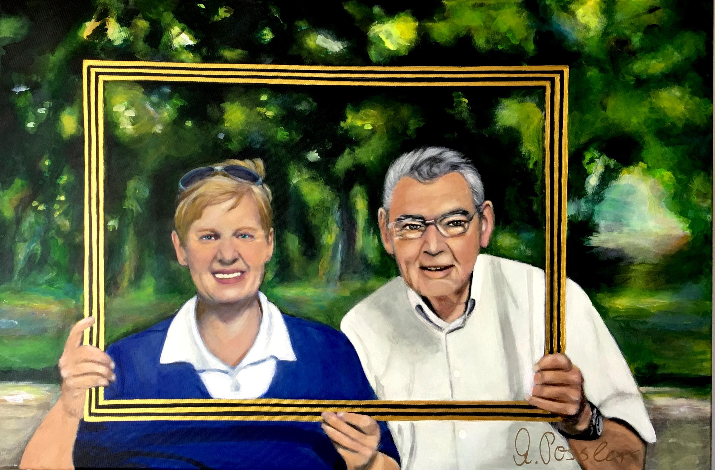 Geschenk Zur Goldenen Hochzeit Marion Possler Portraits